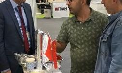 天成彩铝公司产品亮相土耳其国际铝工业展