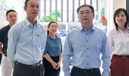 兴发铝业|热烈欢迎共青团江西省委副书记杨志一行到访公司进行非公组 织团建工作调研