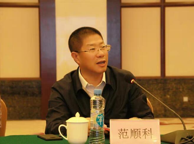中国有色金属加工工业协会第七届五次理事会在江西鹰潭召开