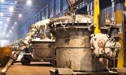 这个电解铝厂有25个电解车间2233台电解槽