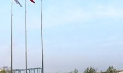 山西新材料 山西鋁業隆重舉行升國旗儀式