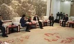 宝钛集团出席宝鸡市与中国兵器工业集团产业合作座谈会
