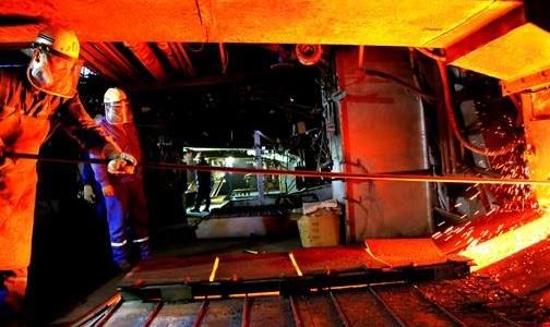 金隆铜业保稳定、促生产