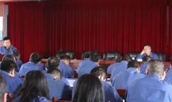 東興鋁業公司召開11月份黨群工作例會 安排部署重點工作
