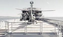 中国忠旺子公司SilverYachts成功打造85米巨型铝合金超级游艇