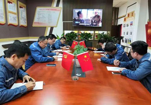 铝业分公司开展新提拔任用干部廉洁法规知识考试