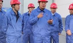 陈得信在东兴铝业公司天成彩铝公司调研时强调 强化改革树信心强基固本促发展