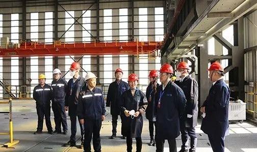 美铝公司Alcoa执行副总裁Timothy D. Reyes等一行来访索通发展