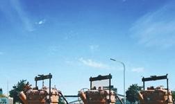 东兴铝业公司铝包车组