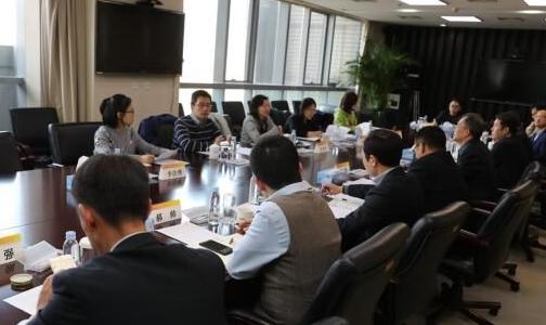 商务部国际经济合作事务局艾音方副局长一行到中国有色集团调研