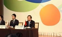 肇庆大正铝业参加第二十一次中日韩环境部长会议并介绍经验