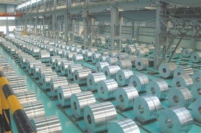 河南省应急管理厅执法局对林州市铝加工企业进行安全执法检查