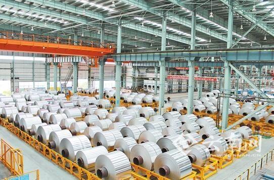 富滇银行文山分行全心助力绿色水电铝产业