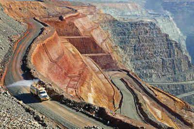 铜金矿商奥兹矿业公司启动巴西地下铜金矿项目