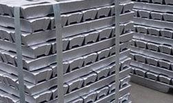 9月份全球原铝产量同比下降2.6%
