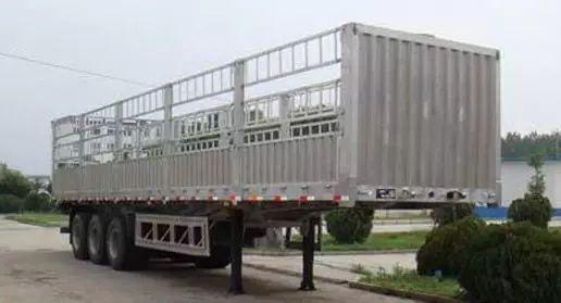 快递公司更换铝合金挂车成为方向