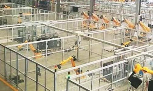 工业铝型材制作机器人手臂的优势