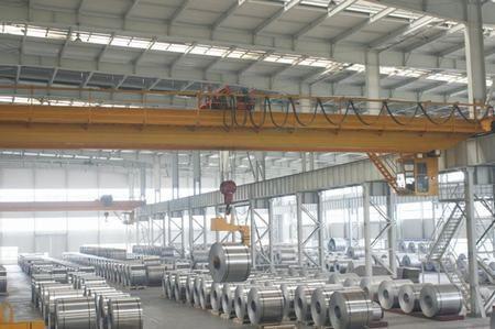 俄罗斯联合铝业公司引进铸锭的均匀化炉