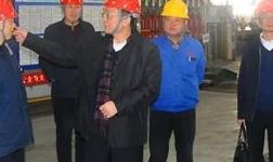 徐宏偉到蘇鋁鋁業調研指導工作