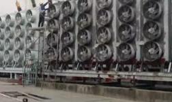 阿坝铝厂整流机组旧貌换新颜