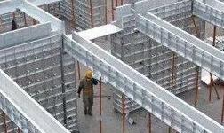 铝合金模板流行建筑行业的原因