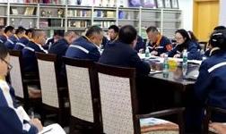 贵州铝厂工会团委召开2020年群团工作研讨会