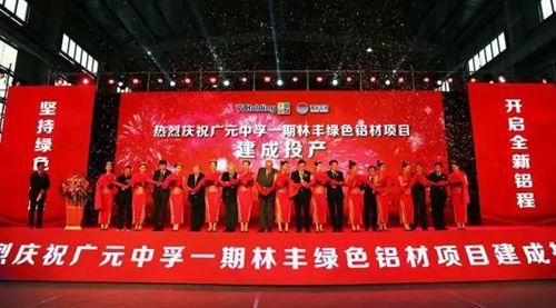 豫联集团广元项目投产,电铝企业正挺进大西南