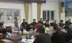 长江有色铝产业商务考察团抵达百色新山铝产业示范园参观考察