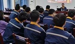 氧化铝厂青年创新工作站开展技能培训