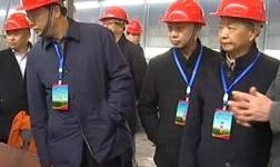 播州区政协主席会议与会人员视察全区铝及铝加工产业发展暨工业园区建设运行情况