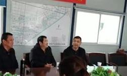 荆州门窗协会参观考察华中生态铝示范产业园