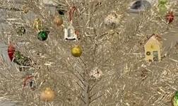 铝质圣诞树再受市场青睐