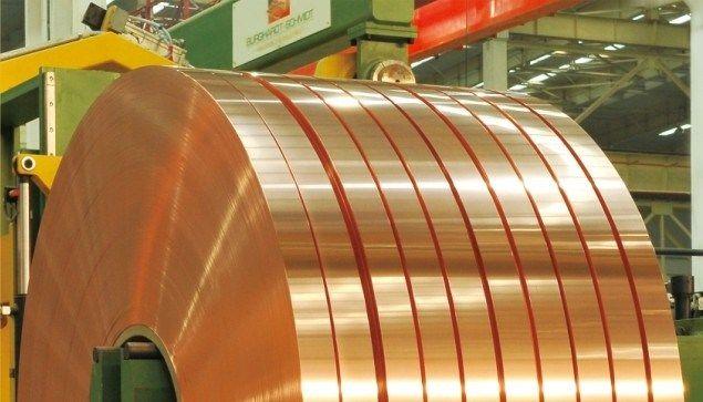 伊朗国家铜业公司今年上半年铜产量13.2万吨