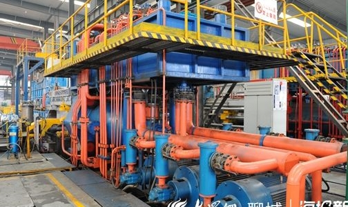 全市新旧动能转换项目|茌平高端铝合金深加工项目
