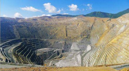 1~10月哈萨克斯坦金属矿产开采量同比增长16% 铜矿开采量*大