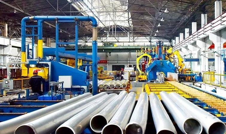 西北铝出口产品首次突破600吨大关