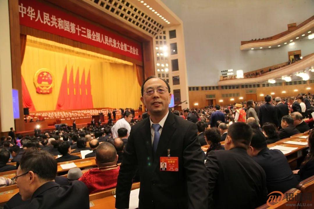 中信戴卡董事长徐佐代表:推动充分竞争领域内国企混改