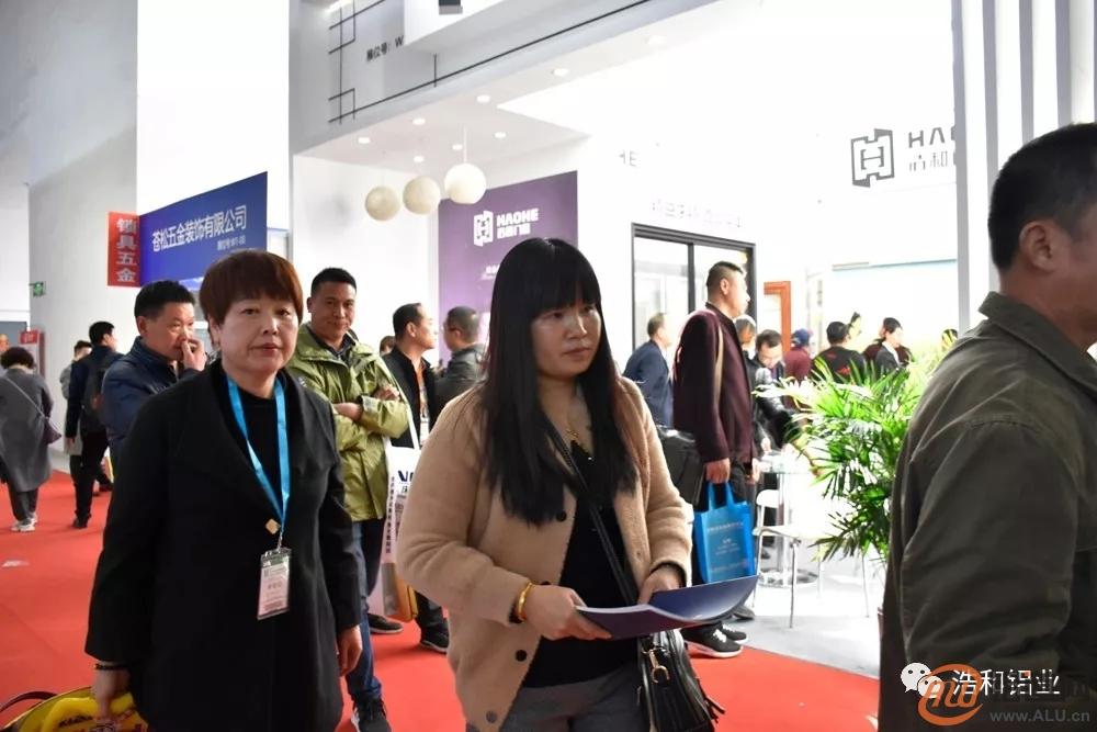 稳扎稳打,务实基础!浩和门窗品牌精彩亮相北京新国展