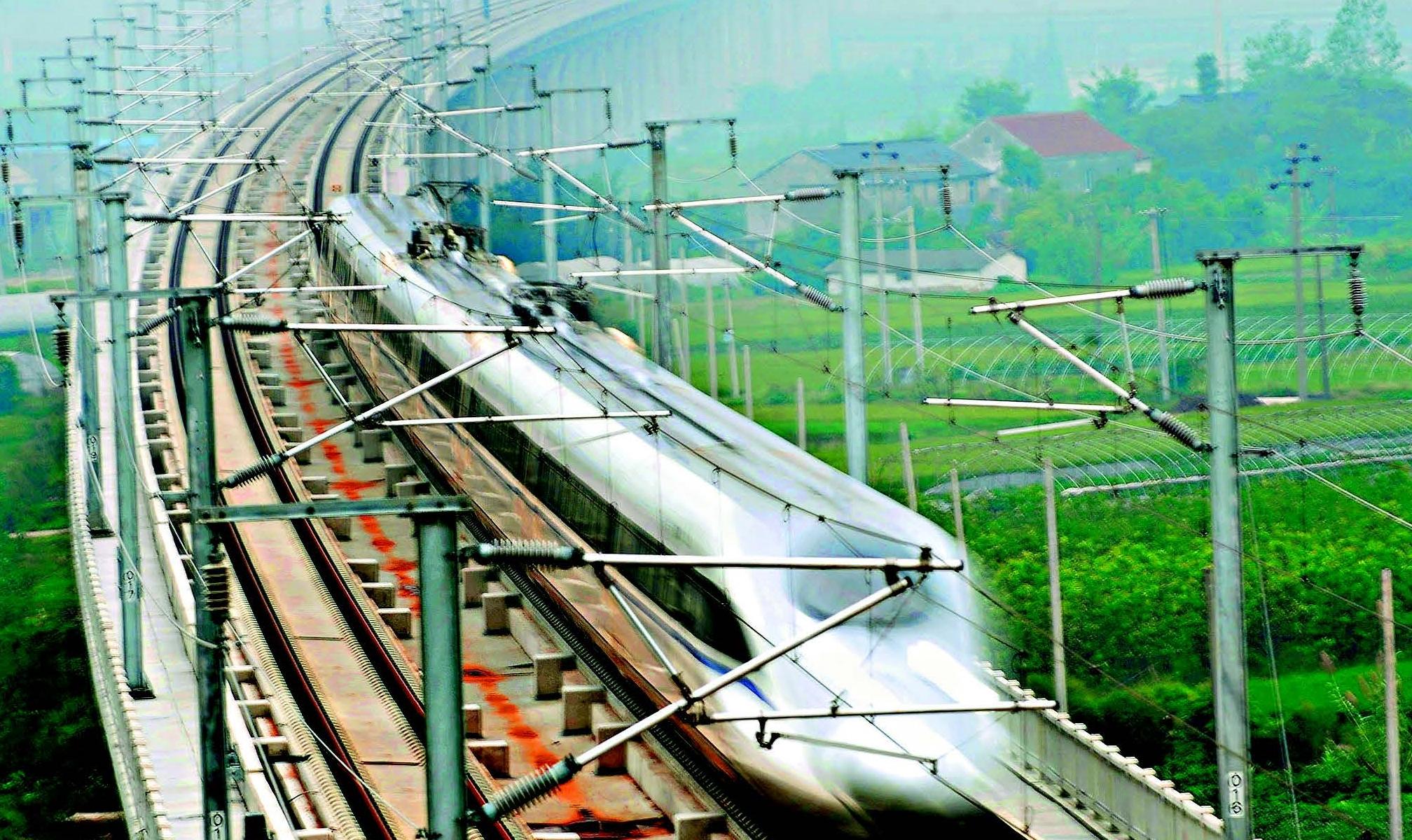 泰交通部长:泰中高铁项目促进泰国经济发展