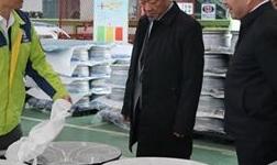 俄罗斯侨商到焦桥镇考察铝产业发展情况