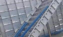 铝合金模板的工艺要求和施工方法