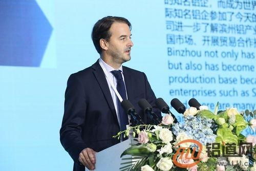 力拓负责人安拓: 峰会为企业开展贸易合作搭建广阔平台
