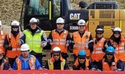 中国交建(秘鲁)中铝卡车车间项目举行开工仪式