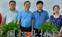 云南省发展和改革委员会张永安珩到访中国铝业协会