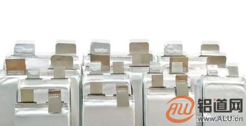 锂电池铝箔和纯铝极耳焊接