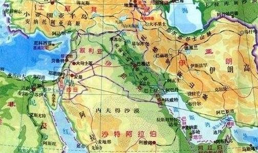 美国对伊朗动作频频 中东紧张局势加剧