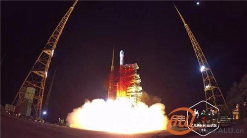 冰城铝再次扬威太空 助长征运载火箭第304次发射