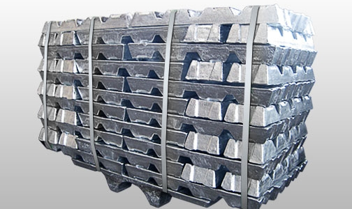 4月份中国压铸锌合金生产商销量环比减少5.1%