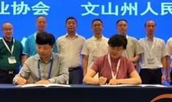 中国铝业协会与云南文山州人民政府签署战略合作协议