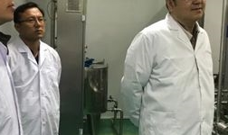昌吉州科学技术协会主席赵吉林到昌吉国家高新区调研